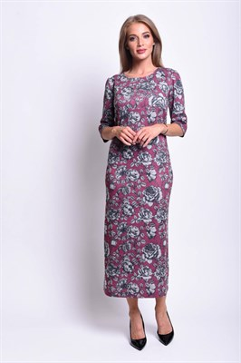 5338-9 платье - фото 5373