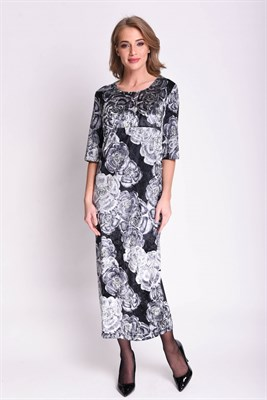 5340-7 платье - фото 5388
