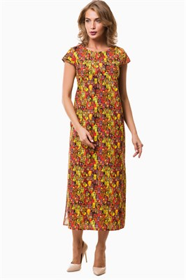 5343-9 платье - фото 5402