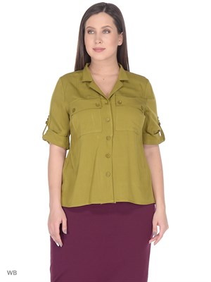 4449-1 Блуза женская - фото 5505