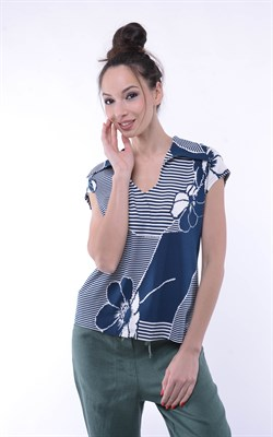4434 Блуза женская - фото 5538