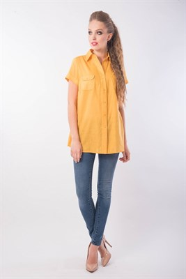 4418-4 Блуза женская - фото 5556