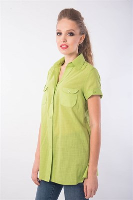 4418-1 Блуза женская - фото 5560