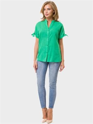 4465-1 Блуза короткий рукав - фото 5573