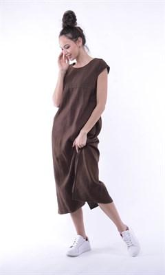 5169-681 Платье льняное - фото 5597