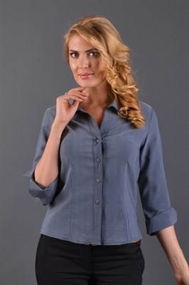4284/7 Блуза жен. - фото 5751