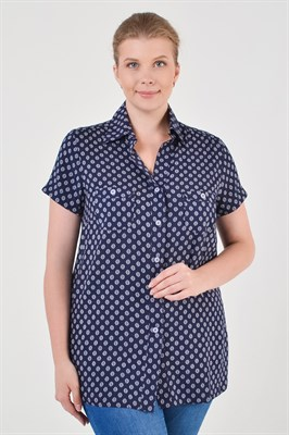 4418 блуза жен - фото 5760