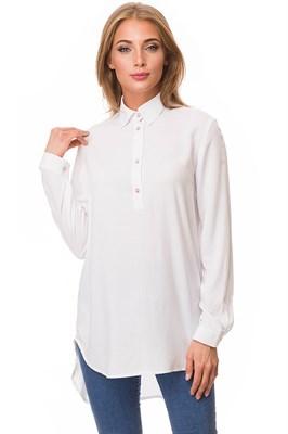 4457 блуза - фото 5805