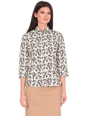 4463-1 блузка - фото 5821