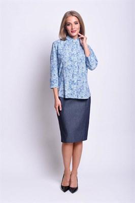4463-5 блуза - фото 5824