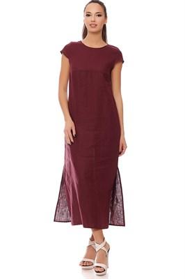 5169-57 Платье льняное - фото 5908