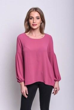 AZBS8103/фуксия блузка - фото 6468