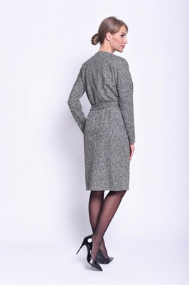 AZDT8111 мультиколор платье - фото 6541