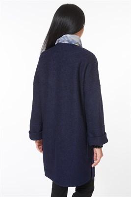 AZWS7056/синий пальто - фото 6562
