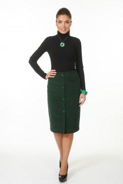 AZYS7105/зеленый юбка - фото 6574