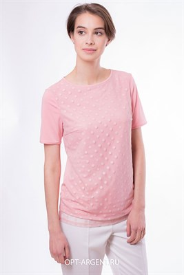 VLR901814/розовый блузка - фото 6648