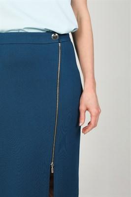30589/сине-зеленый юбка - фото 6662