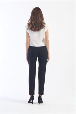 740-150/черный брюки - фото 6666