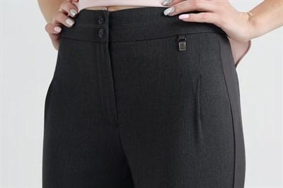 803-95/серый брюки - фото 6682