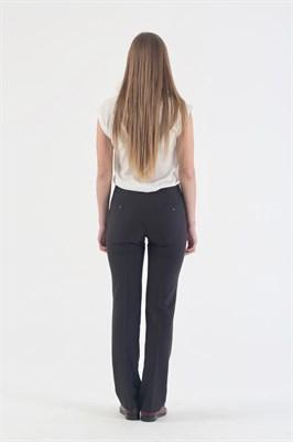 588-514/серый брюки - фото 6719