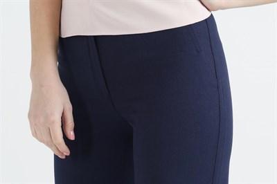 730-800/черно-син брюки - фото 6755
