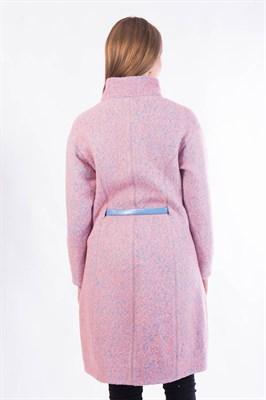 MV 217915-2/розовое пальто - фото 6770