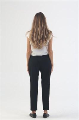 740-773/черный брюки - фото 6778