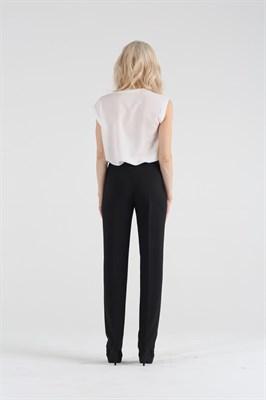 705-510/черный брюки - фото 6828