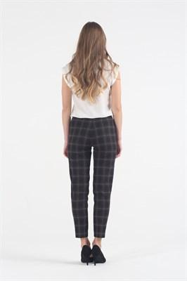 709-176/черный брюки - фото 6833