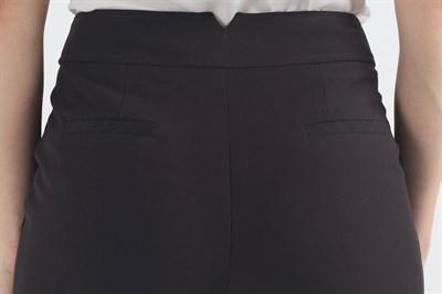 506-61/корич брюки - фото 6843