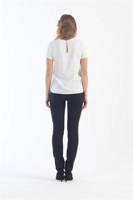 784-412/черные брюки - фото 6886