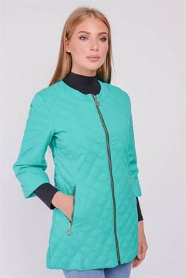 НТ 042-45/зеленый куртка - фото 6899