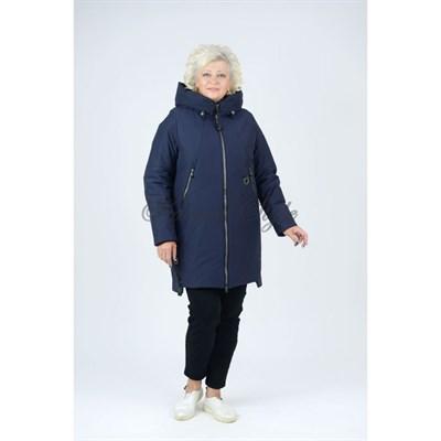 УК 661 куртка зимняя синяя - фото 6972