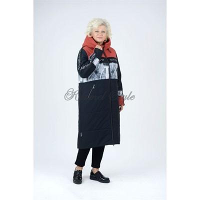 УП 665 пальто черное - фото 6985