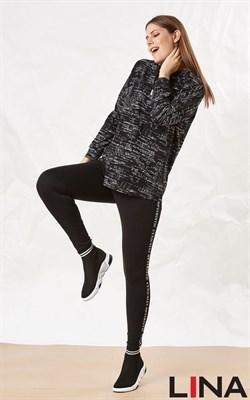 41123 черный, принт 2 блуза - фото 7099