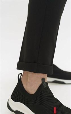 2178/черный брюки - фото 7129