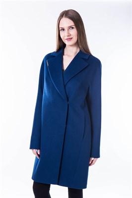 61612/2/синий пальто - фото 7596