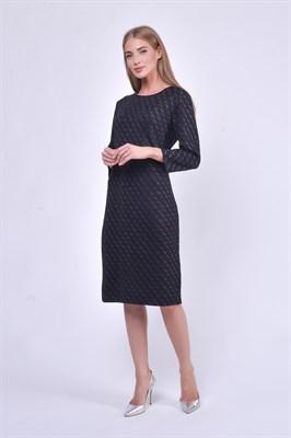 Л040135 47-цветной платье - фото 8038
