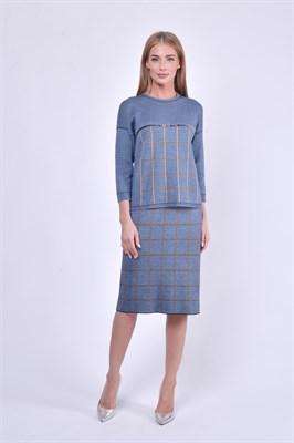 Л060174 47-цветной юбка - фото 8043