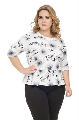 1005 Тейлор блуза - фото 8316