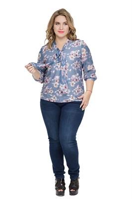 1029/Сабина блуза - фото 8330