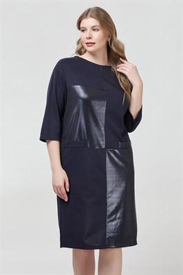 2005016/2 Платье Синий - фото 8424