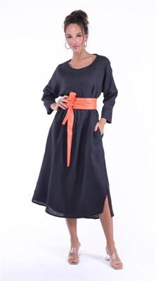 5383-0 Платье льняное (посольское) - фото 9009