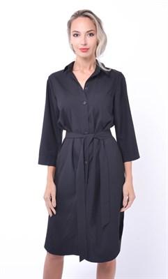 5386-0 Платье рубашка - фото 9025