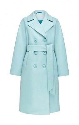 пальто женское 453 tv 101601 мята - фото 9370
