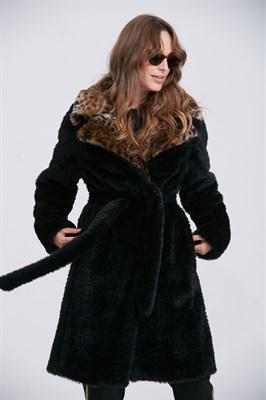 пальто женское 502/1 birba черн. - фото 9371