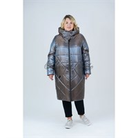УП 519 С зимнее пальто бронза