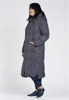 2011/темно-серый пальто