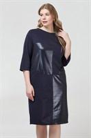 2005016/2 Платье Синий