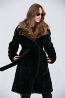 пальто женское 502/1 birba черн.
